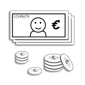8-Geld-inschrijving
